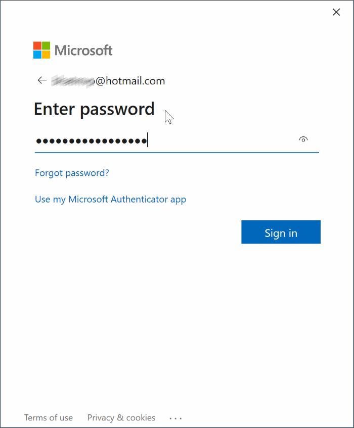 Turn on or off data sync in Microsoft Edge (10)