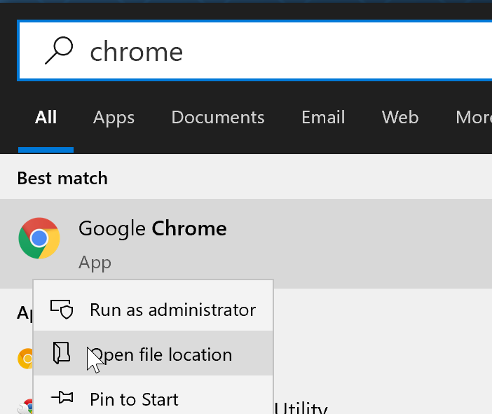 import passwords into Chrome from CSV file pic9