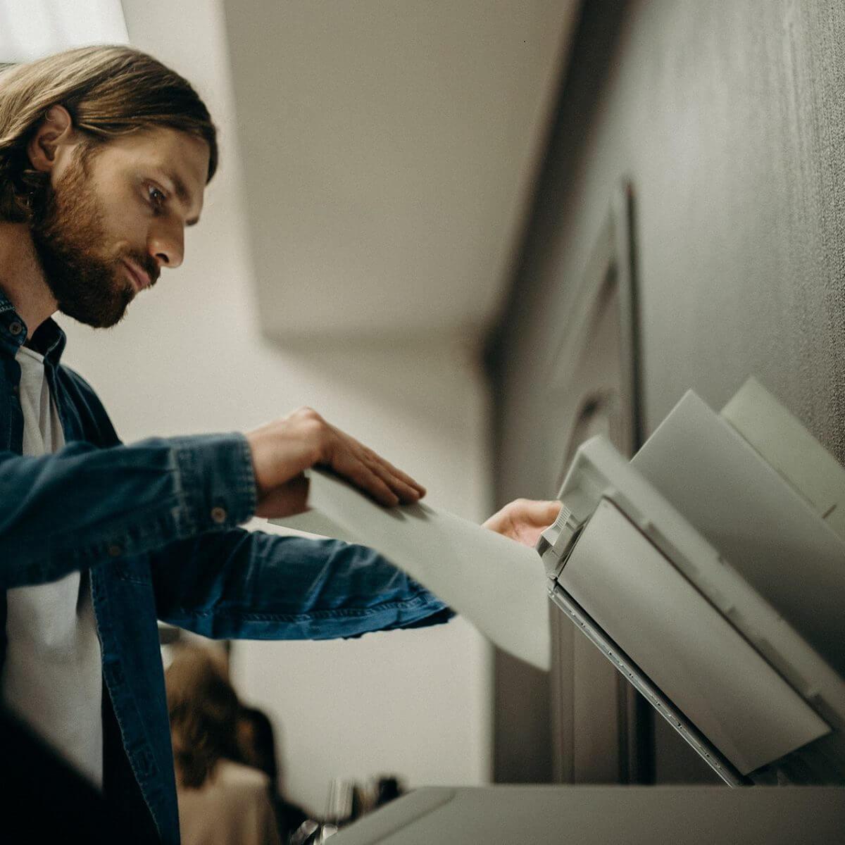 Fix printer system error 1797