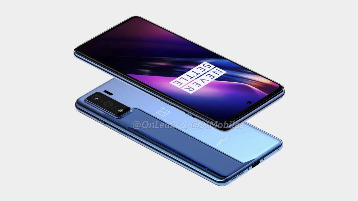 A look at the alleged OnePlus 8 Lite.