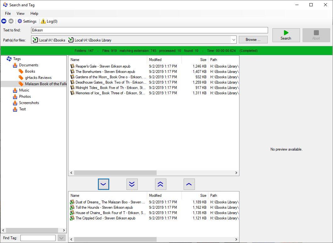 Класифікуйте свої файли та папки за допомогою системи на основі тегів за допомогою тегів для Windows