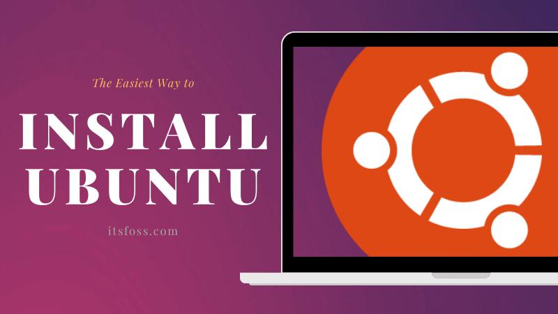 I-install ang Ubuntu