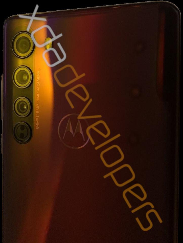Motorola Edge Rear Camera