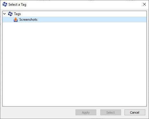 Теги для Windows - Створіть тег 4
