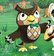 Animal Crossing New Horizons Switch Confirmed Characters Blathers