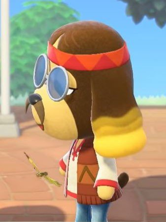 Animal Crossing New Horizons Switch Confirmed Characters Harvey