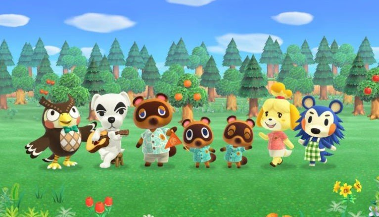 Animal Crossing New Horizons Switch Confirmed Characters Hero