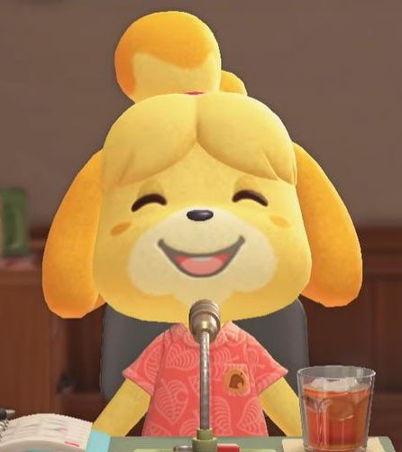 Animal Crossing New Horizons Switch Confirmed Characters Isabelle