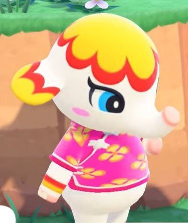 Animal Crossing New Horizons Switch Confirmed Characters Margie