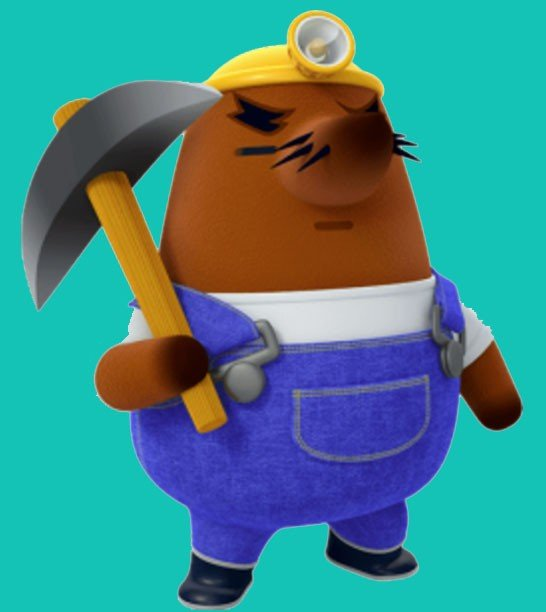 Animal Crossing New Horizons Switch Confirmed Characters Resetti