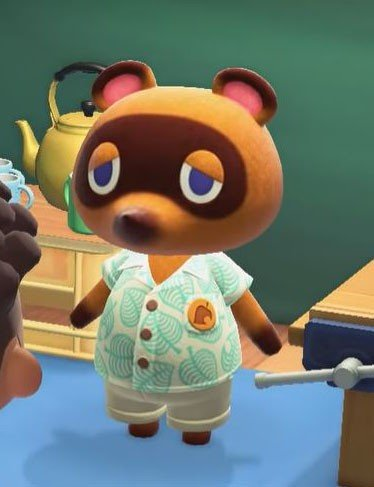Animal Crossing New Horizons Switch Confirmed Characters Tom Nook