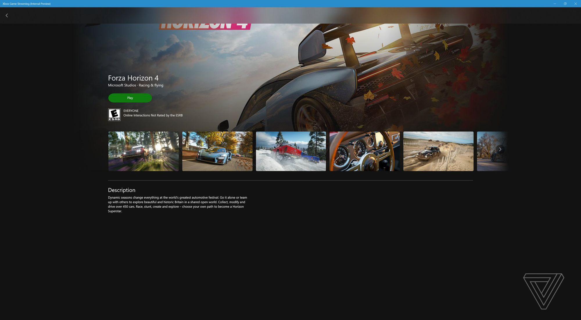 Proyekto xCloud para sa mga screenshot ng PC na tumutulo 4