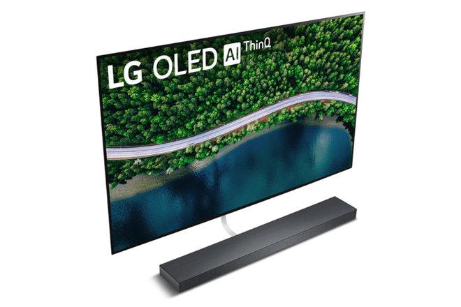 LG OLED WX