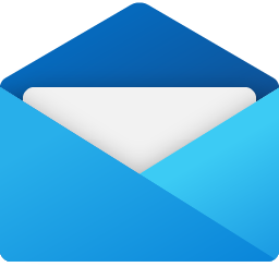 Colorful Mail Fuent Big Icon 2020