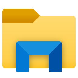File Explorer Fluent Icon