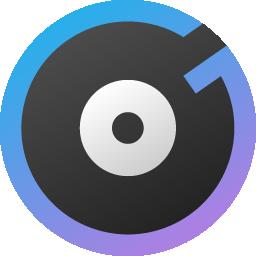 Groove Music Fluent Design Icon