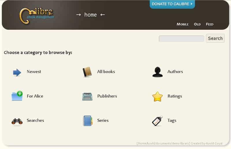 ebook management software