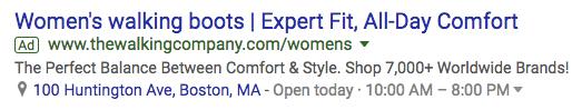 leftlane sports google ads campaign