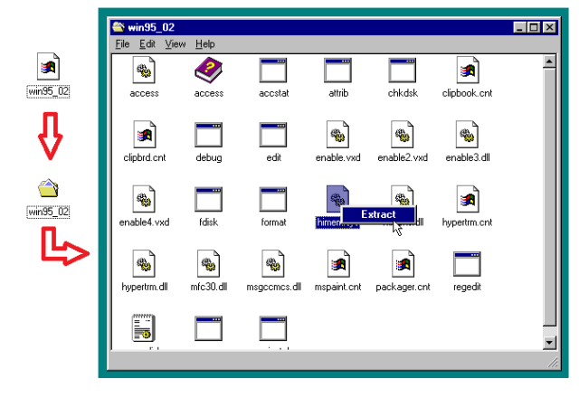 Powertoys for Windows 95
