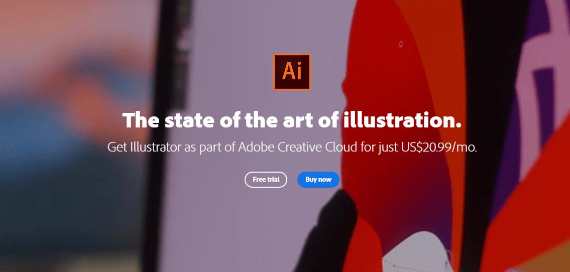 Adobe Illustrator interior design
