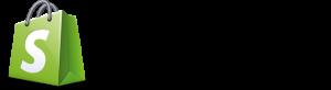 shopify徽標
