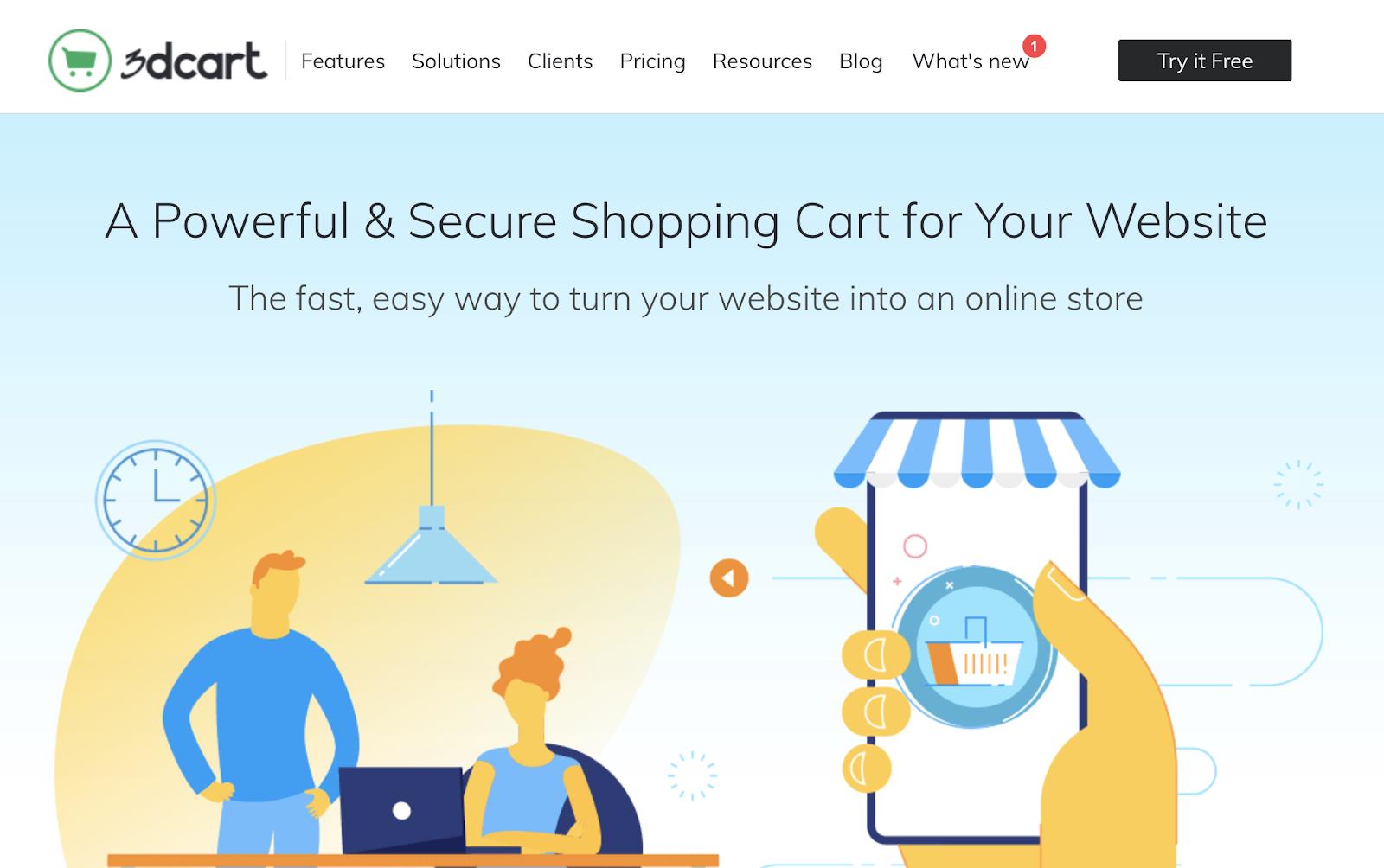 best ecommerce tools 2020 3dcart