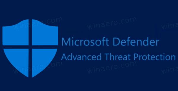 Microsoft Defender ATP Banner
