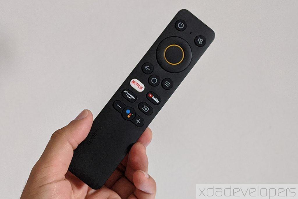 Realme TV bluetooth remote infrared remote control