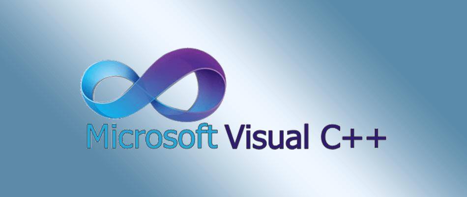 安裝Visual C ++可再發行組件