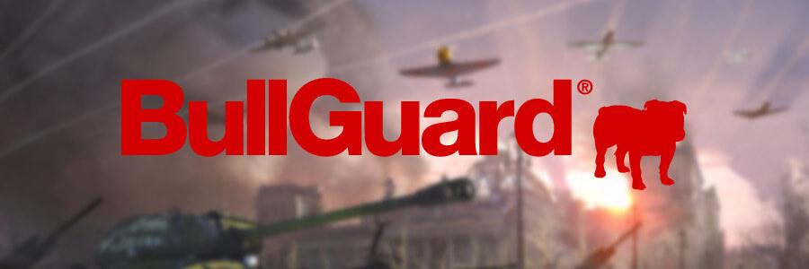 Use BullGuard VPN to lower War Thunder ping
