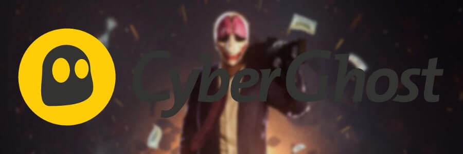 use cyberghost vpn for payday 2