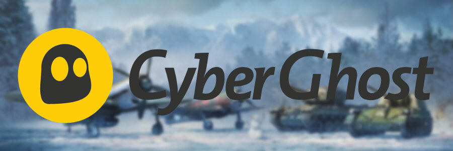 Use CyberGhost VPN to fix War Thunder lag