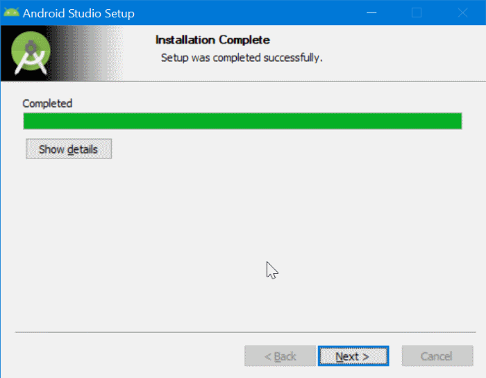 install Android on Windows 10 pic8