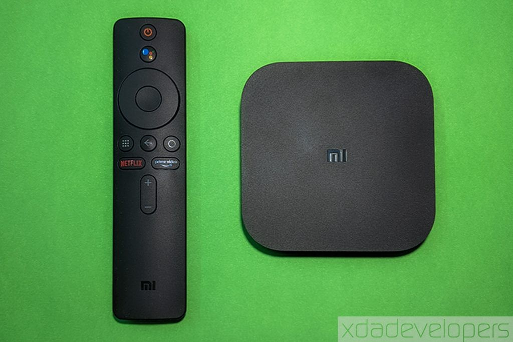 mi box 4k tv