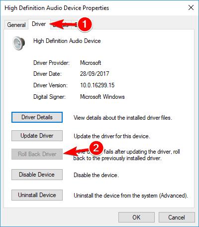安裝顯卡後無聲音 Windows 10
