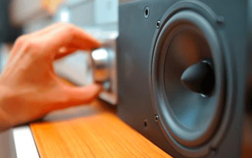 increase sound