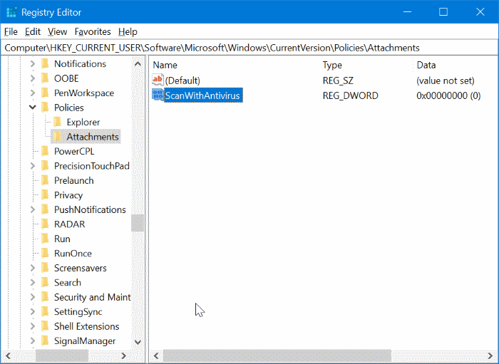 stop Windows 10 from blocking downloaded files pic6