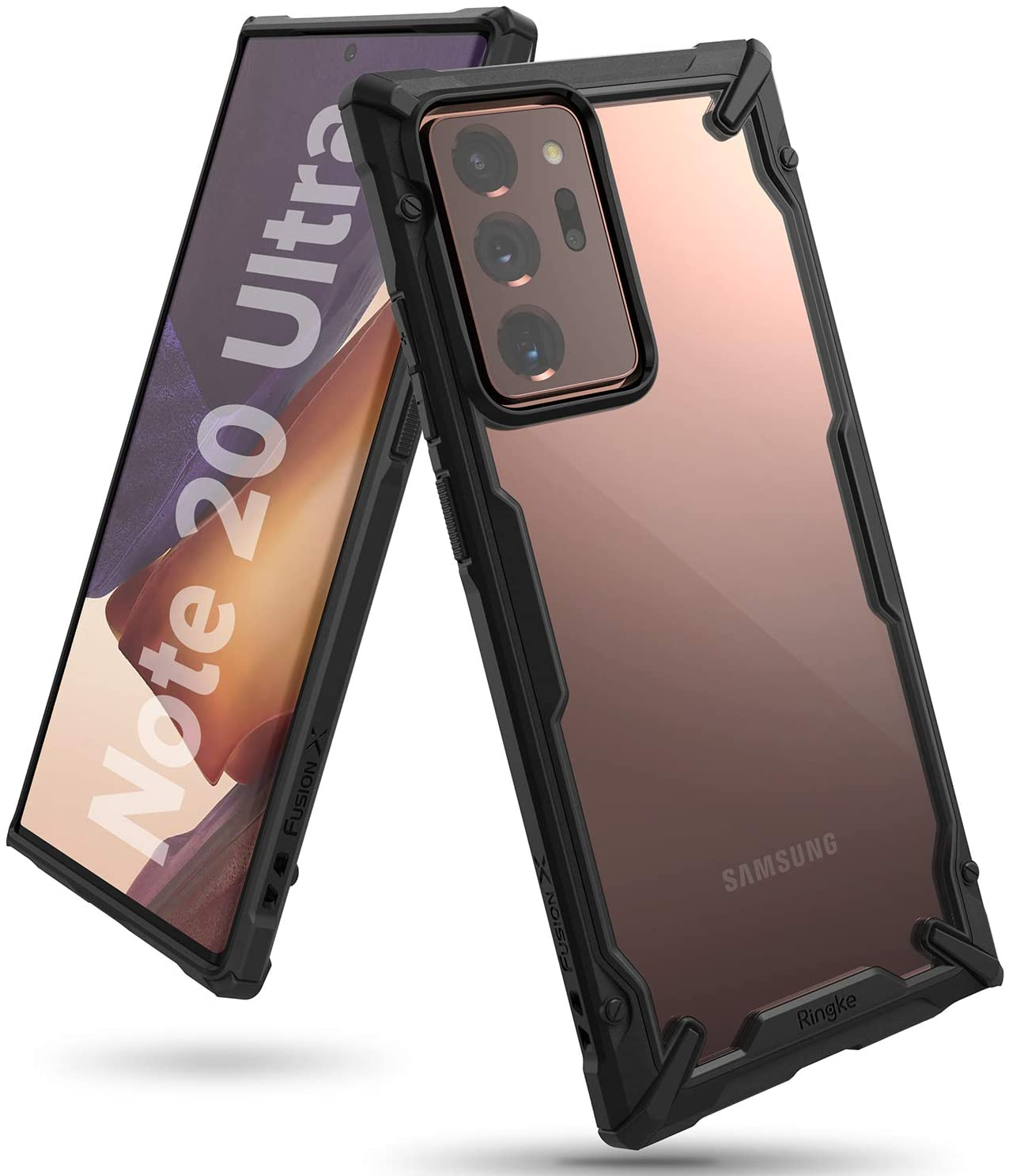 Ringke Fusion X Case Designed for Galaxy Note 20 Ultra