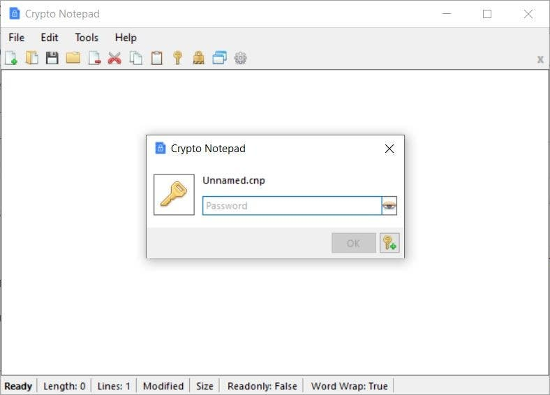Create encrypted documents with Crypto Notepad, an open source text editor for Windows