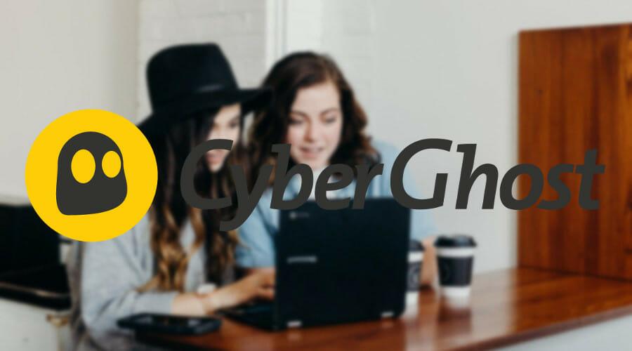 使用CyberGhost VPN供個人使用