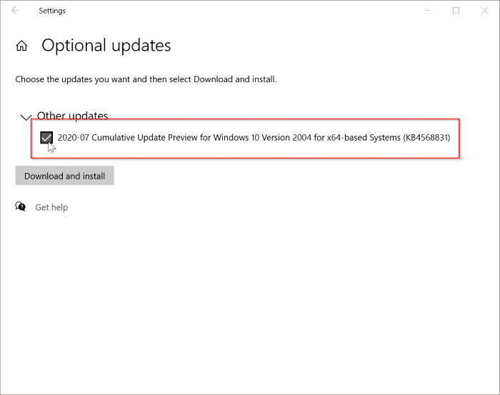 Enable or Disable the new Start Menu in Windows 10 pic3