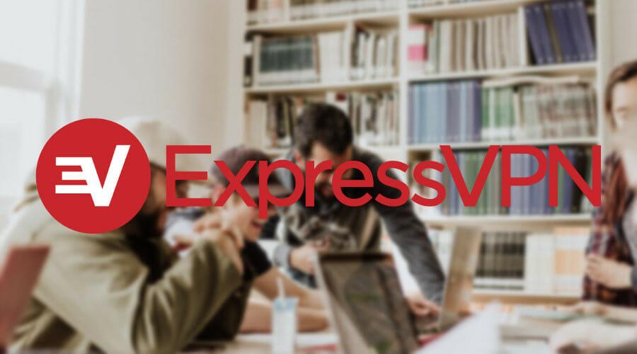 個人使用ExpressVPN