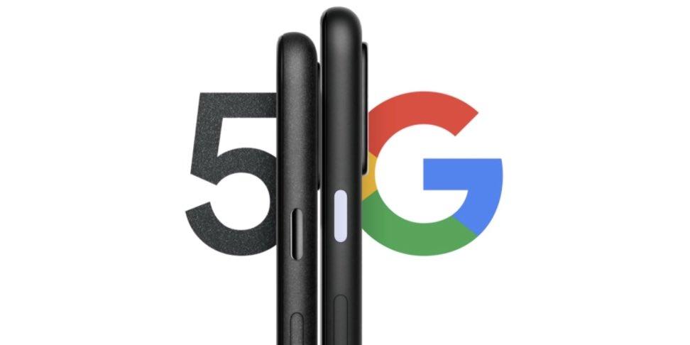 Google Pixel 5 and Google Pixel 4a 5G