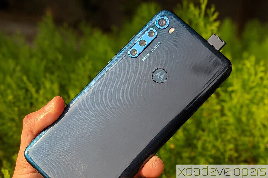 Motorola One Fusion plus review