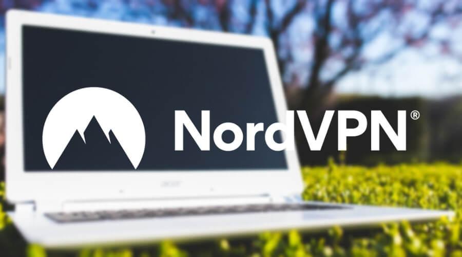 使用NordVPN Windows 10 筆記本電腦