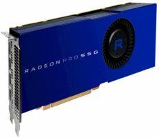 Radeon Pro SSG card