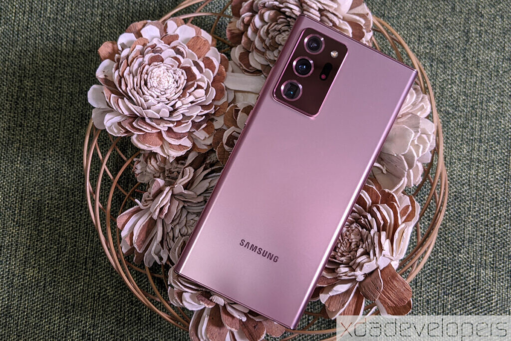 Samsung Galaxy Note 20 Ultra 5G Exynos review