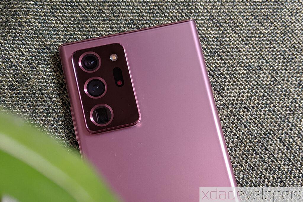 Samsung Galaxy Note 20 Ultra 5G Exynos