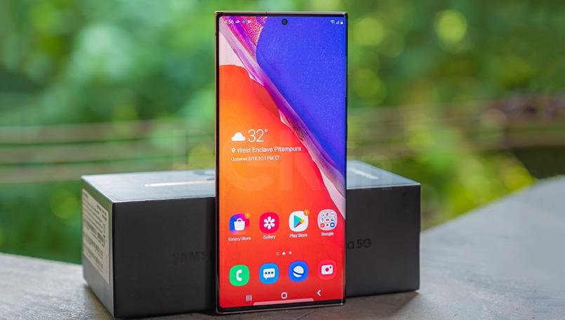 Samsung Galaxy Note 20 Ultra 5G First Impressions (6)
