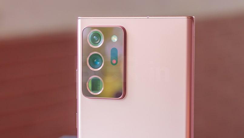 Samsung Galaxy Note 20 Ultra 5G First Impressions (8)